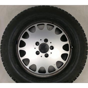 Mercedes 15 Hole Wheel