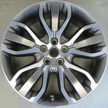 Triple 5 Spoke Wheel