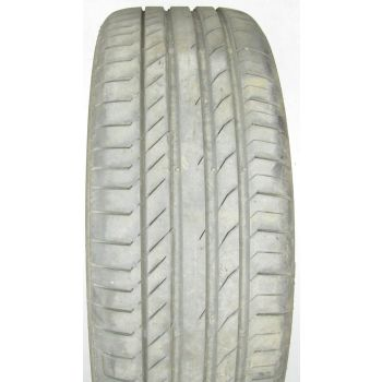 235 45 19 Continental ContiSportContact5 SSR MOE Tyre Date Code 1618 X1954A
