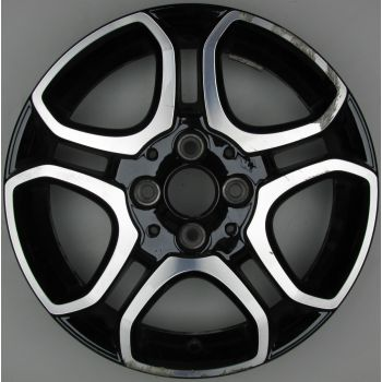 Smart 453 Fortwo 5 Twin Spoke Alloy Wheel