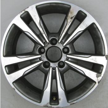 2124015602 Mercedes 212 E-Class 5 Twin Spoke Alloy Wheel 8 x 17
