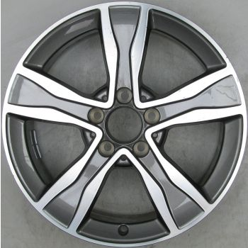 2054010200 Mercedes 205 C-Class 5 Twin Spoke Wheel 7 x 17