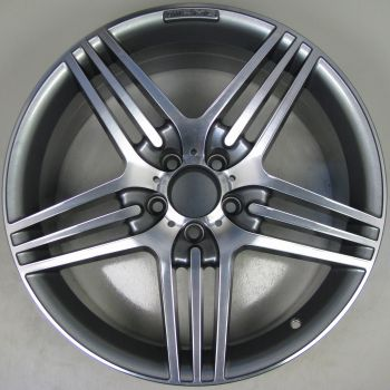 AMG Replica 230 SL 5 Triple Spoke Wheel