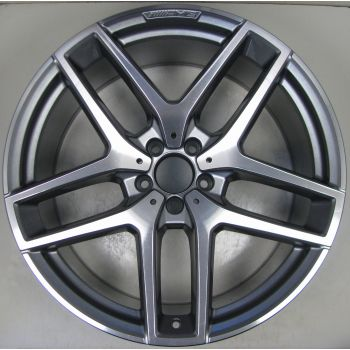 AMG 292 GLE Coupe 5 Twin Spoke Wheel