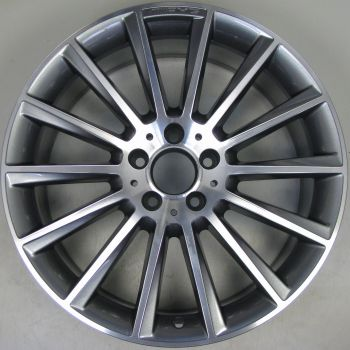 AMG 205 C-Class 14 Spoke Wheel
