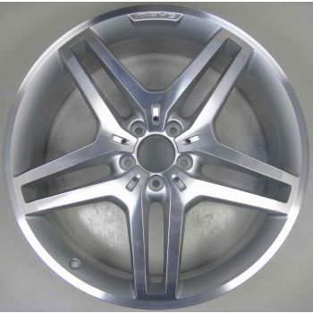 AMG Mercedes 166 ML GL Twin 5 Spoke Wheel