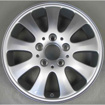 Mercedes 169 A-Class 9 Spoke Wheel