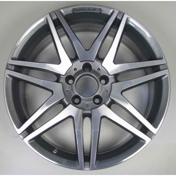 AMG Mercedes 212 E-Class 7 Twin Spoke Wheel