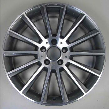 AMG Mercedes 205 C-Class 14 Spoke Wheel