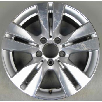 Mercedes 212 E-Class 5 Twin Spoke Wheel