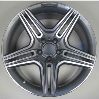 AMG Mercedes 231 SL 5 Twin Spoke Wheel