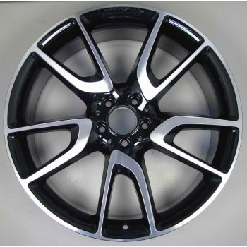 2534012000 AMG Mercedes 253 GLC-Class 5 Twin Spoke Wheel 8.5 x 21