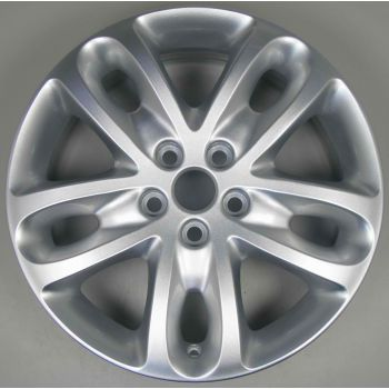 Jaguar X-Type Aguilla 5 Twin Spoke Wheel