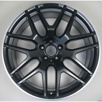 AMG Mercedes 166 ML GL 7 Twin Spoke Wheel