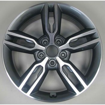 Hyundai 5 Twin Spoke Wheel