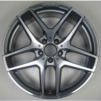 AMG Mercedes 253 GLC-Class 5 Twin Spoke (Front) Wheel