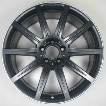 AMG Mercedes 212 E-Class E63 10 Spoke Wheel