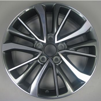 Toyota Verso Multi Spoke Wheel