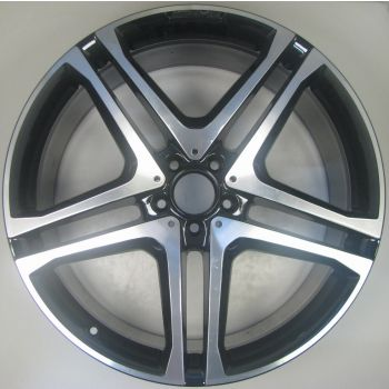 2924012000 AMG 292 GLE Coupe 5 Twin Spoke Wheel 10 x 21