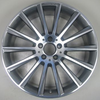 2534011900 AMG Mercedes 253 GLC-Class 14 Spoke Wheel 8.5 x 20