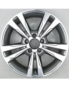 "2124015602 Mercedes 212 E-Class 5 Twin Spoke Alloy Wheel 8 x 17"" ET48 X1104"