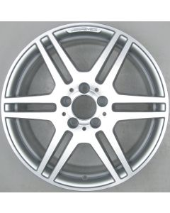 "2124012302 AMG Mercedes 212 E-Class 6 Twin Spoke Wheel 8.5 x 18"" ET48 X1214"