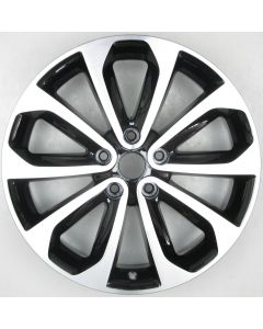 "8086-7 Nissan Qashqai J10 5 Twin Spoke Wheel 6.5 x 18"" ET40 X1784"