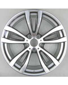 "7846790 BMW F15 X5 M Double Spoke 469 Wheel 10 x 20"" ET40 X1849"
