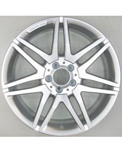"2124014502 AMG Mercedes 212 E-Class 7 Twin Spoke Wheel 8.5 x 19"" ET48 X2195"