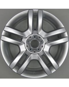 "1664010902 Mercedes 5 Twin Spoke Wheel 9.5 x 20"" ET57 X274"