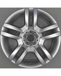 "1664010902 Mercedes 5 Twin Spoke Wheel 9.5 x 20"" ET57 X275"