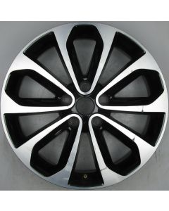 "8086-21A Nissan Qashqai J10 5 Twin Spoke Wheel 6.5 x 18"" ET40 X374"