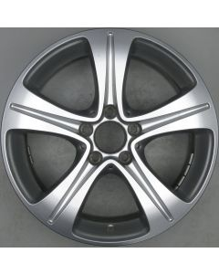 "2134011200 Mercedes 213 E-Class 5 Spoke Wheel 7.5 x 17"" ET40 X415"