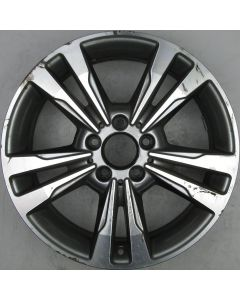 "2124015602 Mercedes 212 E-Class 5 Twin Spoke Alloy Wheel 8 x 17"" ET48 X439"