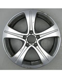 "2134011200 Mercedes 213 E-Class 5 Spoke Wheel 7.5 x 17"" ET40 X528"