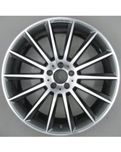 "1664013200 AMG Mercedes 166 ML GL 14 Spoke Wheel 10 x 21"" ET46 X532"