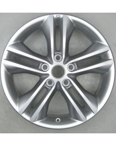"40300BR07A Nissan Qashqai J10 5 Twin Spoke Alloy Wheel 6.5 x 17"" ET40 X709"