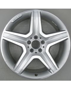 "1664012002 AMG Mercedes 166 ML GL 5 Spoke Wheel 9 x 20"" ET57 X720"