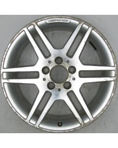 "2044014602 AMG Mercedes IV 204 C-Class 6 Twin Spoke Wheel 8.5 x 17"" ET58 X771"