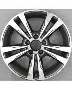 "2124015602 Mercedes 212 E-Class 5 Twin Spoke Alloy Wheel 8 X 17"" ET48 X803"