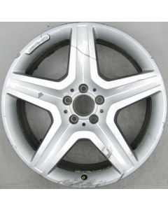 "1664012002 AMG Mercedes 166 ML GL 5 Spoke Wheel 9 x 20"" ET57 X815"
