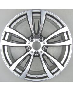 "7846790 BMW F15 X5 M Double Spoke 469 Wheel 10 x 20"" ET40 Z7488"