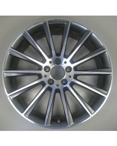"2534011900 AMG Mercedes 253 GLC-Class 14 Spoke Wheel 8.5 x 20"" ET40 Z9539"
