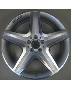 "1664012002 AMG 5 Spoke Wheel 9 x 20"" ET57 Z9601"