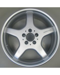 "2304012102 AMG III Mercedes 230 SL 5 Spoke Wheel 9.5 x 18"" ET33 Z9615"