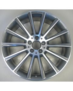 "2534011900 AMG Mercedes 253 GLC-Class 14 Spoke Wheel 8.5 x 20"" ET40 Z9768"