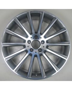 "2534011900 AMG Mercedes 253 GLC-Class 14 Spoke Wheel 8.5 x 20"" ET40 Z9770"