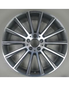 "2534011900 AMG Mercedes 253 GLC-Class 14 Spoke Wheel 8.5 x 20"" ET40 Z9779"