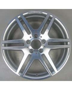 "2124012302 AMG Mercedes 212 E-Class 6 Twin Spoke Wheel 8.5 x 18"" ET48 Z9809"