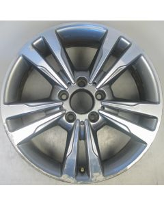 "2124015602 Mercedes 212 E-Class 5 Twin Spoke Alloy Wheel 8 x 17"" ET48 Z9825"